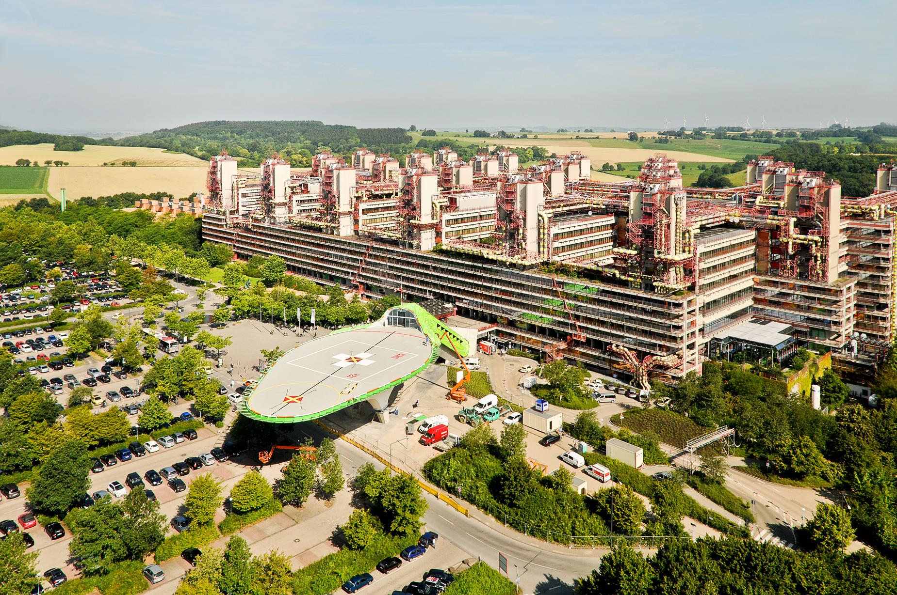 University hospital RWTH Aachen